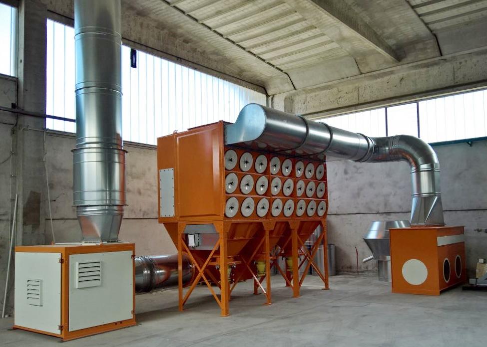 Impianti di filtrazione taglio termico - 4